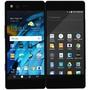ZTE Axon M Z999 64GB Unlocked AT&T Dual-Screen Phone w/ 20MP Camera - Black
