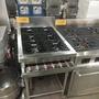 《旺裕餐飲設備》六口西餐爐