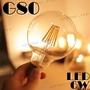 遇見 . 光 工業風愛迪生E27 LED ST64 G80 G125煙火木瓜奶瓶燈泡龍珠大小珍珠琥珀色電鍍玻璃,全電壓