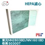 HEPA濾心 濾網 適用奇美S0300T 東元NN2803BD NN-2803BD NN1601BD空氣清淨機