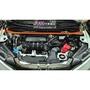 SUGO汽車精品 本田HONDA FIT3/3.5代 專用SUMMIT 鋁合金引擎平衡拉桿