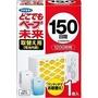 【棠貨鋪】日本 VAPE 未來 可攜式 電子防蚊器 驅蚊器 補充匣150日