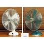 【台大復古家居】設計師 12吋 復古金屬扇 Vintage Metal Fan 白色電風扇 Vornado Allaire