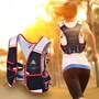 新款熱銷越野跑 登山跑背包 男女 戶外雙肩騎行水袋背包 超輕馬拉松水袋背心戶外運動跑步背包5L 越野慢跑馬拉松背包