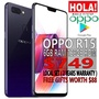 OPPO R15 ( LOCAL SET WITH 2 YEARS WARRANTY ) + FREE GIFTS WORTH $99