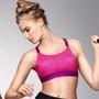 黛安芬-triaction Cardio高效動能運動內衣 B-D罩杯 蜜桃粉