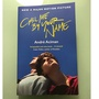 Call me by your name 英文小說