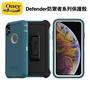 otterbox iPhone i8P Xs/Xs Max Xr Defender防禦者防摔殼 防塵 (螢幕通空設計版)