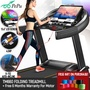 Pepu Foldable Treadmill For TM-660 Motorized Folding Treadmill Singapore