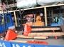 【新宇電動五金行】台灣製造 HOULAR 好拉牌 2T 拖板車 油壓拖板車 升降台車 叉車 搬運工具 起重工具!(特價)
