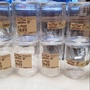 無印良品 有蓋子的棉花棒罐 可裝黏土人 防塵 收納方便