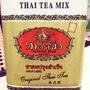 泰國 #手標泰式茶-金色鐵罐裝 (茶包50入)