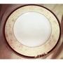 27.5cm Wedgwood  Cornucopia 豐饒之角 骨瓷 餐盤