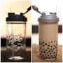 【預購】 玻波杯 含 Ball 梅森杯 珍珠 彈跳吸管 杯套 吸管刷 美國製造 台灣專利 預購 送 咖啡彈跳吸管