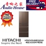 HITACHI R-HW610JS-XH 463L 6 DOOR FRIDGE *** 1 YEAR HITACHI WARRANTY *** FREE DELIVERY !!