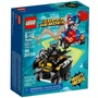【LEGO 樂高積木】SUPER HEROES 超級英雄系列 - Mighty Micros: Batman vs. Harley Quinn(LT-76092)