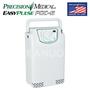 【美國 普斯靜 伊立普斯】攜帶式氧氣製造機 附血氧機+專用攜帶式電池2顆