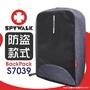 加賀旗艦館 Spywalk 14吋 防盜外殼設計 可放筆電平板 USB外設計 電腦包 後背包 S7039