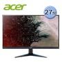 Acer 宏碁 VG270U P 27吋2K高解析極速電競螢幕