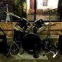 ★集樂城樂器★二手爵士鼓組 (含銅鈸/支架/鼓椅/踏板)現金自取價8000 僅此一套