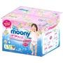 【小如的店】COSTCO好市多線上代購~Moony 日本頂級版尿布-褲型女孩用L號(每組44片*2包)