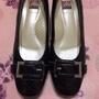 ASO 女性低跟皮鞋