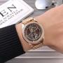美Rolex 勞力士手錶 鏤空機械腕錶 全新上市 男士腕錶全自動機械錶 勞力士男錶 Rolex男錶 休閒商務男錶