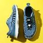├登山樂┤美國 KEEN UNEEK O2 女編織涼鞋-單寧藍 # 1019283