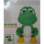 Magic Blocks no.8006 Yoshi 串聯積木 迷你小積木 樂高式 耀西