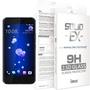 【iMOS】HTC U11 黑邊(2.5D 滿版玻璃 螢幕保護貼)