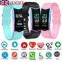 UK Smart Watch with GPS GSM Locator Touch Screen Tracker SOS for Kids Children