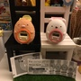 全新 日本角落生物炸豬排.白熊電子手錶扭蛋