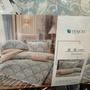 促銷款天絲100%雙人床包枕套2用被4件組👉特價款$1599可超取付款40支100%天絲4件組