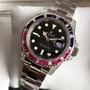 [免運+現貨]勞力士彩虹鉆GMT機械男手錶 ROLEX勞力士男士手錶勞力