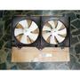 CAMRY 2.0 02-06 水箱風扇+冷氣風扇總成.水箱風扇馬達+冷氣風扇馬達總成 謚源(高速馬達)