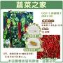 【蔬菜之家】G02-1.辣椒種子(雅緻交3號)(共有2種包裝可選)