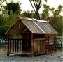 狗屋 新款特賣大型犬狗屋圍欄窩金毛泰迪比熊狗房子防水防寒冬季室外