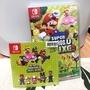 Switch遊戲 New 超級瑪利歐兄弟 U 豪華版 / 精靈寶可夢 Lets Go! 皮卡丘 中文版