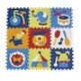 Circus Puzzle Mat