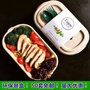 一次性餐盒飯盒打包盒可降解環保紙漿快餐盒外賣餐盒壽司盒沙拉盒