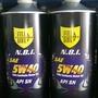 飛寶5w40氮化硼鉍元素機油