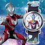 【奥特曼手錶】可愛兒童手表男女孩小豬佩奇抖音小學生奧特曼幼兒園玩具電子手表 超人力霸王 咸蛋超人