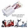 24V 500W 三輪電動車電動自行車有刷控制器