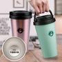 【鍋寶】316超真空手提咖啡杯540ml(兩色可選)(540ml)