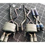 《茗辰精品》Akrapovic Evolution Exhaust E90 E92 E93 M3 中尾段 蠍子管 鈦合金