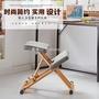 新品家用電腦椅兒童學習椅 矯姿椅 學生矯正椅高度調節坐椅 跪椅
