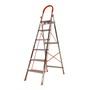 【Effect】全新居家不鏽鋼鋁製加厚加寬手扶梯(居家必備-六階)