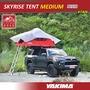 【露營趣】安坑特價 YAKIMA 7406 SKYRISE TENT MEDIUM 車  頂帳篷 車頂帳 露營帳篷 轎車 休旅車