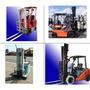 全省堆高機 堆高機賣場,日本進口中古柴汽油、電動座立式堆高機