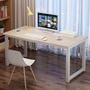 ?現貨~長80/100/120/140寬40/60高72cm家用電腦桌臺式辦公桌書桌寫字臺